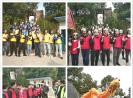 长江存储科技公司冬季张公山彩弹拓展团建活动圆满成